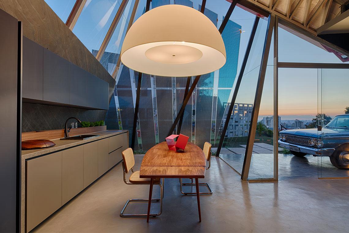 Projeto: Cozinha Modernos e Eternos BH