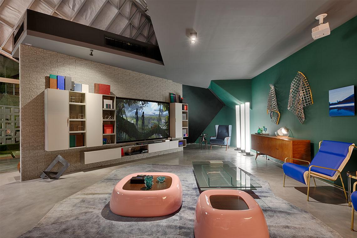 Projeto: Cozinha Modernos e Eternos BH - Marcato