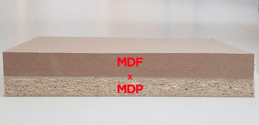 Móveis planejado, qual a diferença entre MDF e MDP? - Marcato