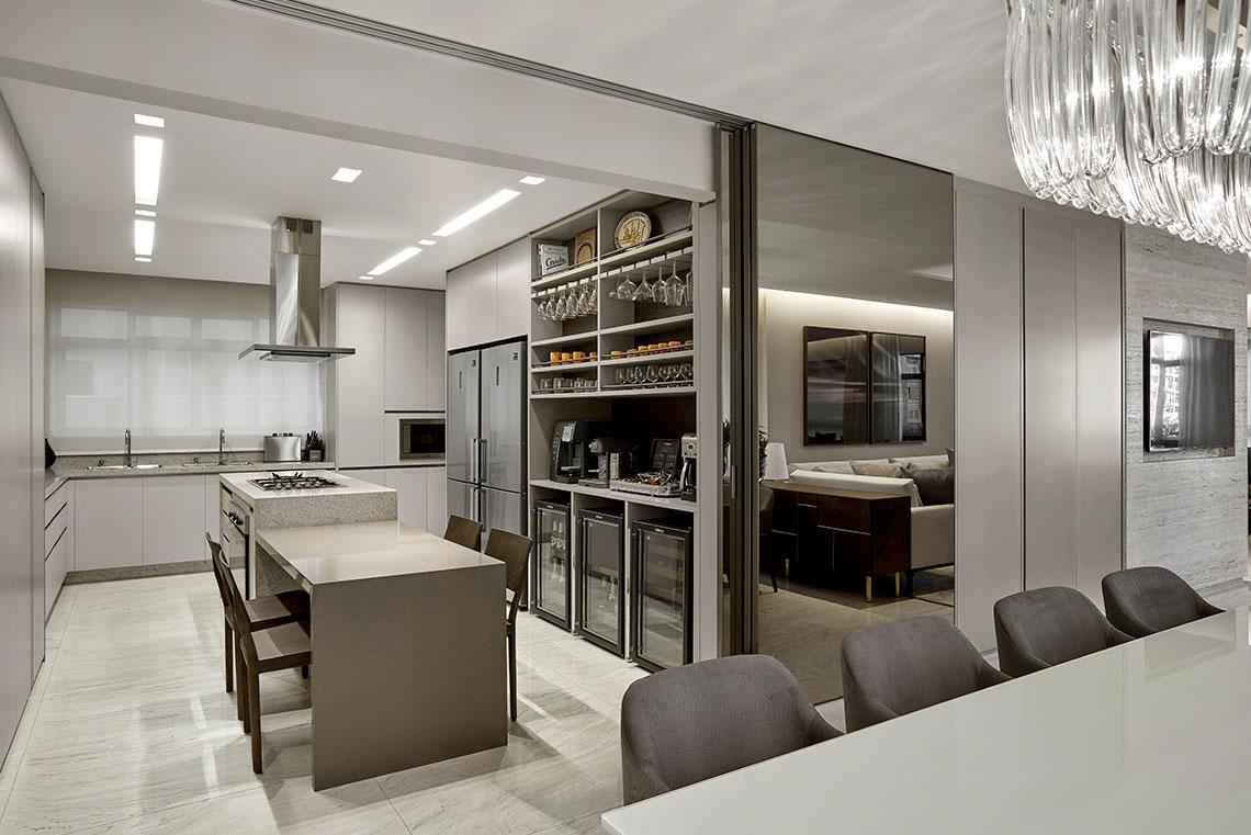 Projeto: Cozinha - Marcato
