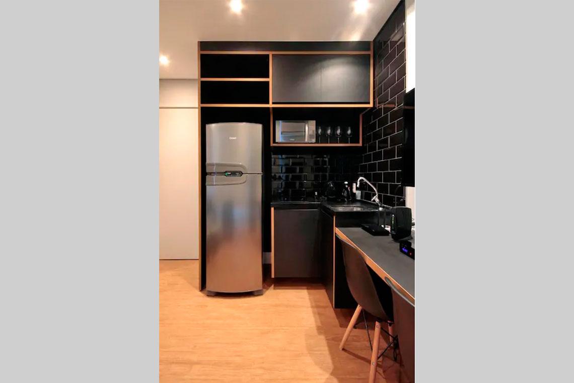 Projeto: Apartamento 25m²