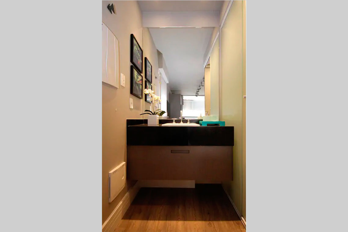 Projeto: Apartamento 27m²