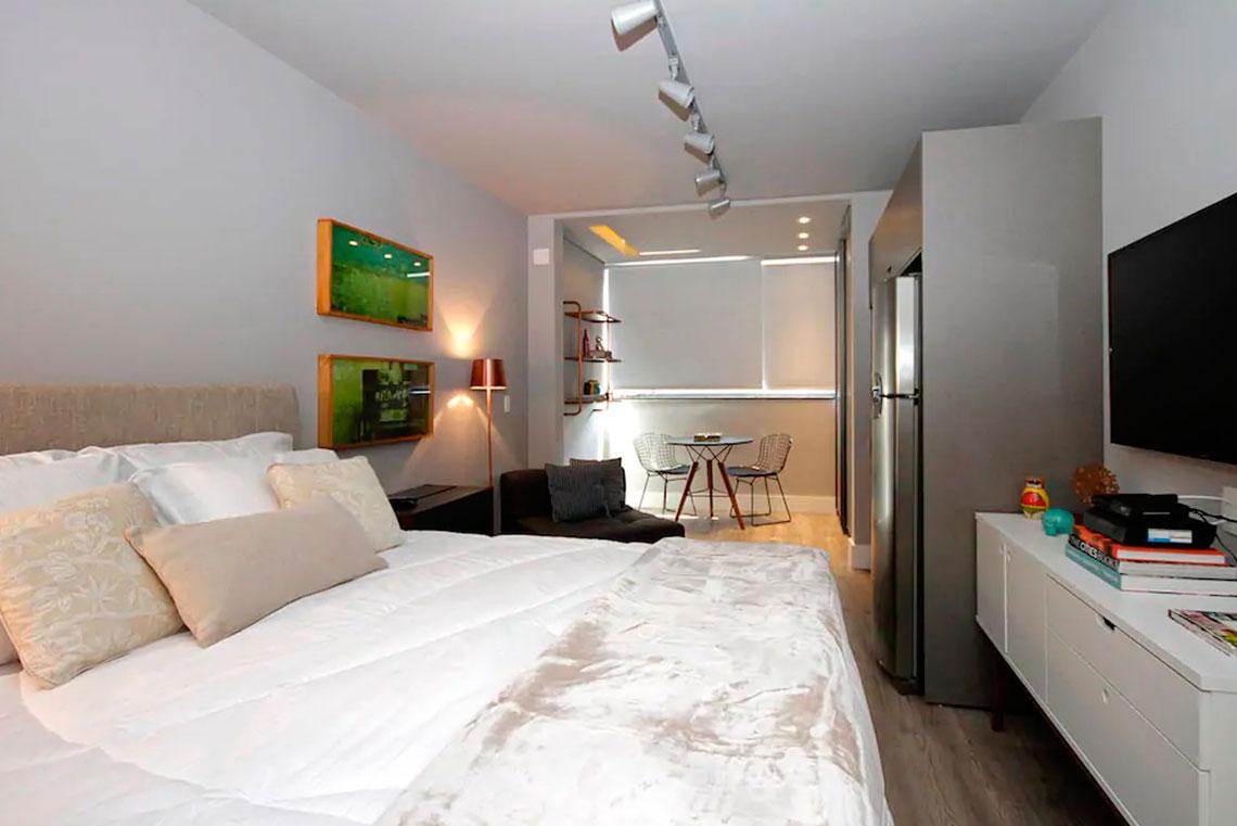 Projeto: Apartamento 27m² - Marcato