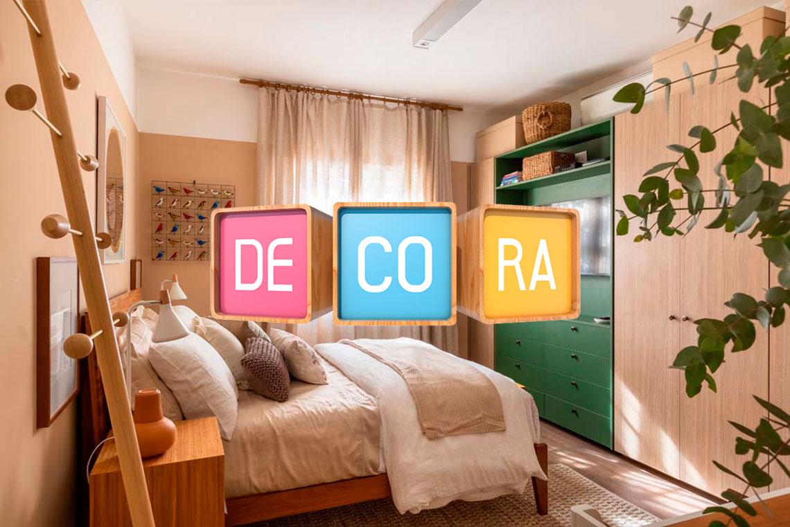 Projeto: Decora Episódio 16 – Um quarto decorado com amor - Marcato